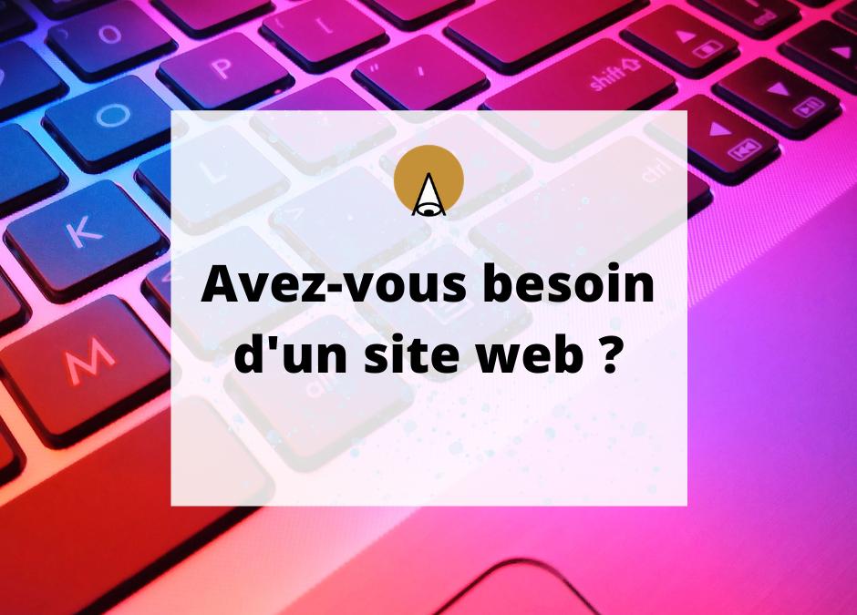 Créer votre site internet